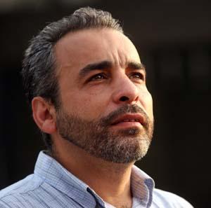 Fotos para divulgação do Prof. Dr. Murilo Andrade Valle, candidato à reitoria da Fundação Santo André. Fotos: Otavio Valle/Divulgação