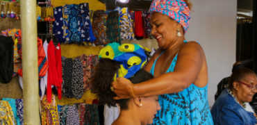 Feira Afro Sanca traz cultura da comunidade negra para São Caetano