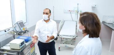 SCS tem novo Pronto Atendimento de Ginecologia e Obstetrícia
