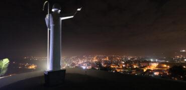 Pontos Turísticos de Ribeirão Pires recebem reforço na iluminação
